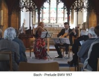 Bach Suite BWV 997 - Prelude
