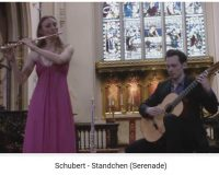 Schubert - Standchen (arr. Boehm/Massey) - Music by the Bridge